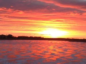 sunrise jan 2013