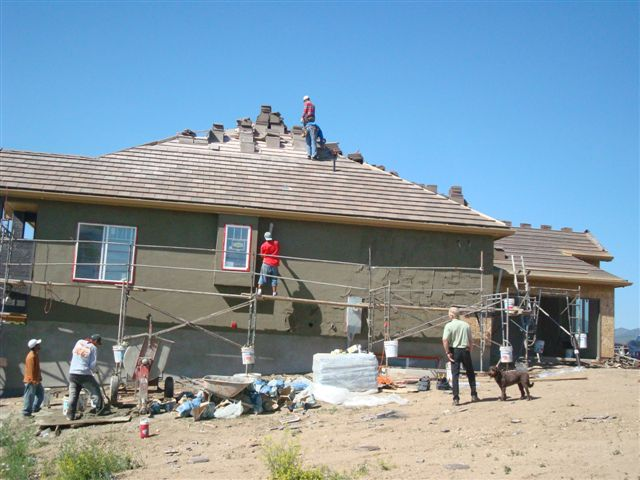roof stucco bunks.JPG